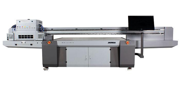 Large-Format UV Flatbed Printer