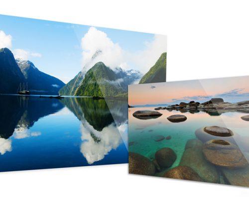 พิมพ์ uv รูปภาพสวยๆ ลงแผ่นอะคริลิคAcrylic ใส