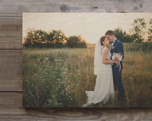 พิมพ์รูปภาพแต่งงาน uv แผ่นลงไม้